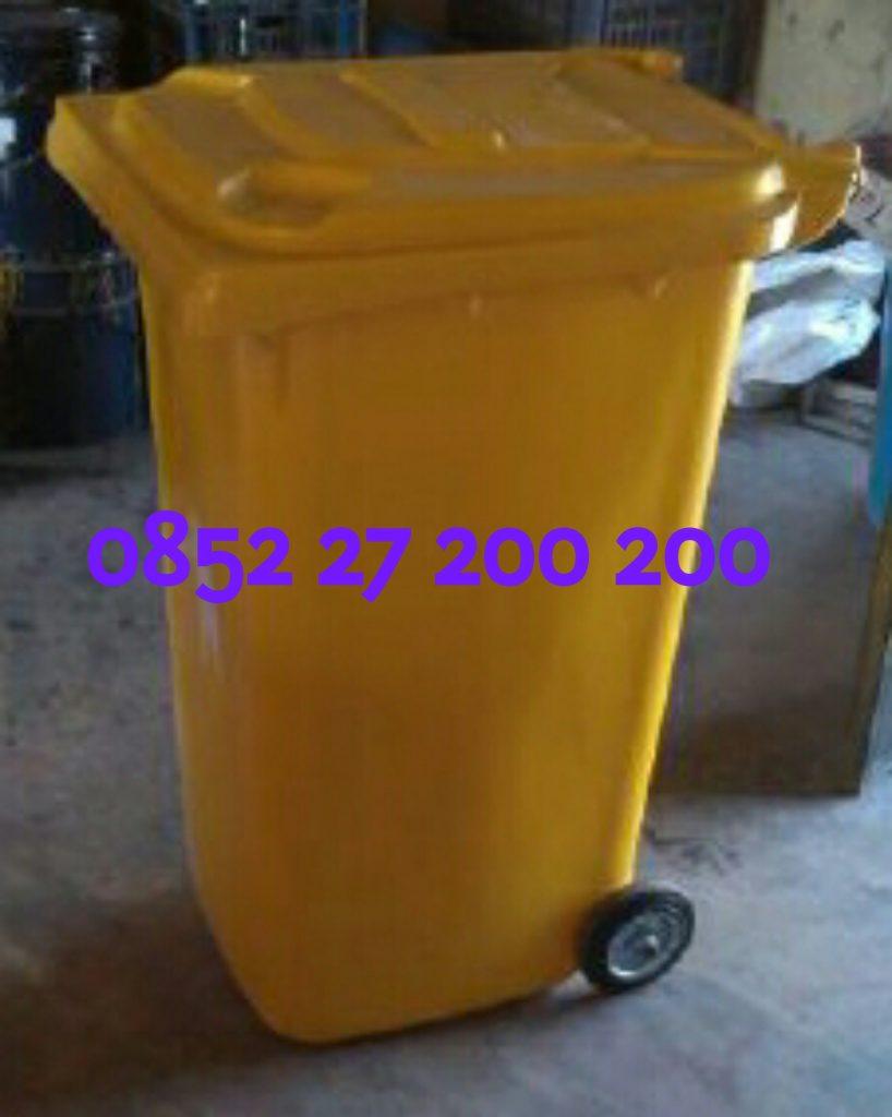harga tong sampah roda 120 liter