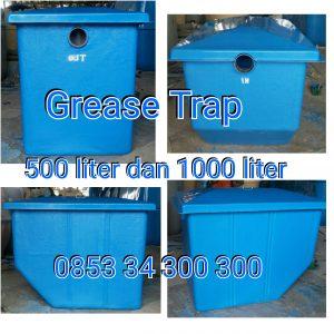jual grease trap
