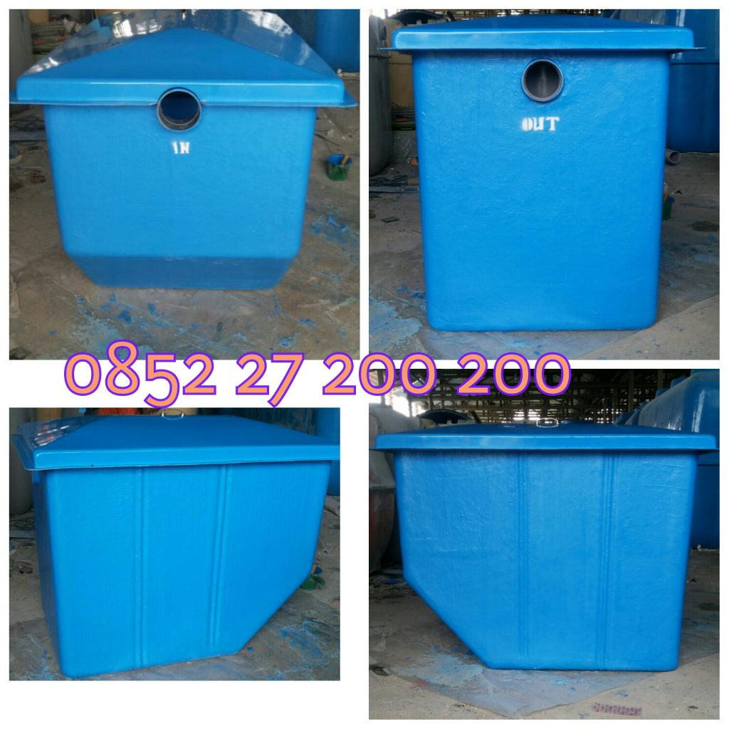jual grease trap murah
