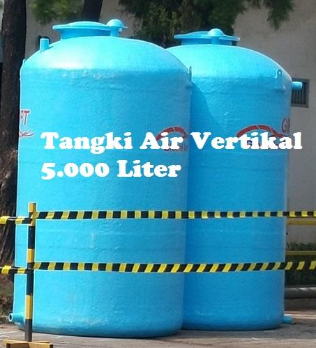 tangki air 5m3