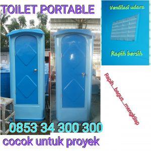 toilet portable murah